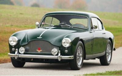 Aston Martin DB mark 3
