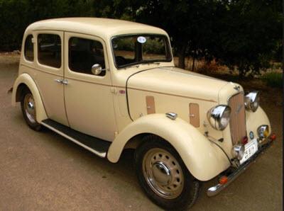 Austin Ten 1937
