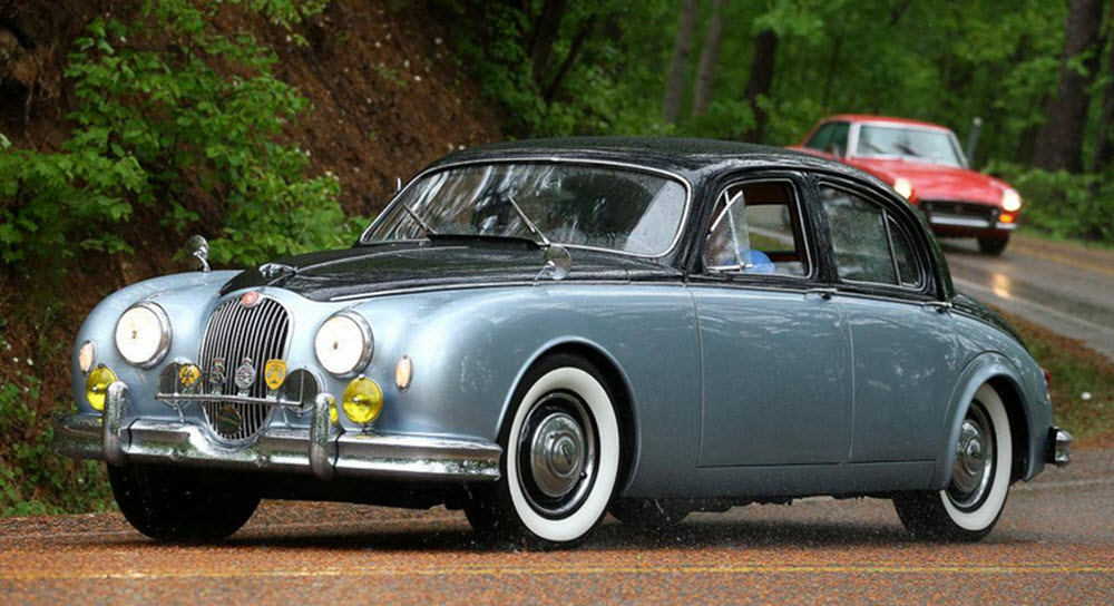 Jaguar Mark 1