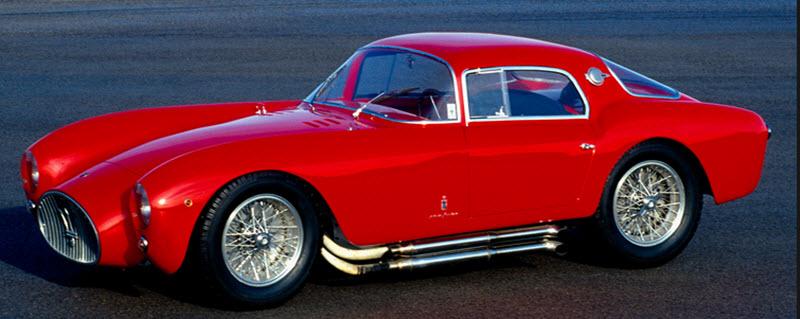 The Maserati A6GCS