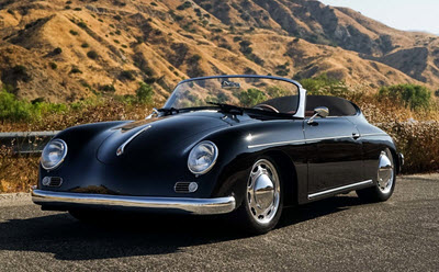 Porsche 356 - Machines of Grace